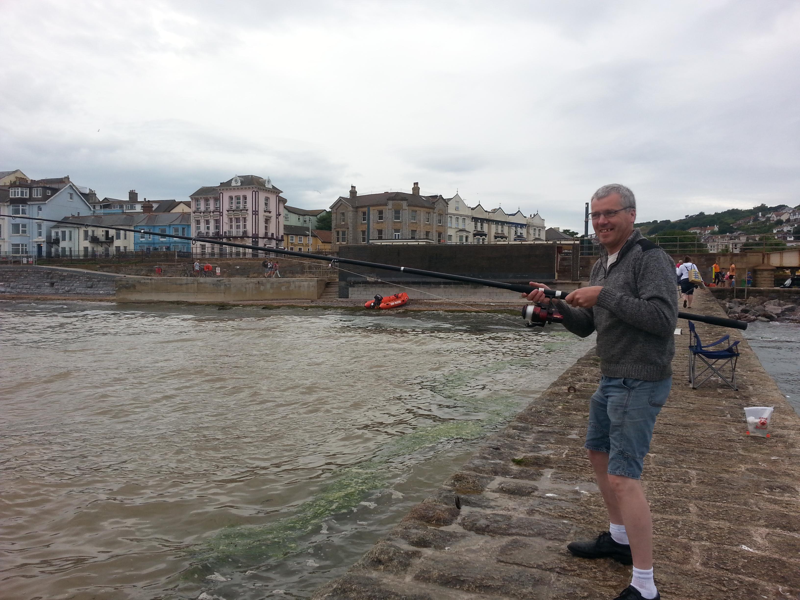 Mackerel fishing 2016 dawlish celebrates carnival for Fishing videos 2016