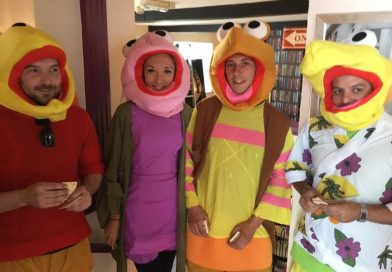 Fancy Dress Pub Challenge massive success!
