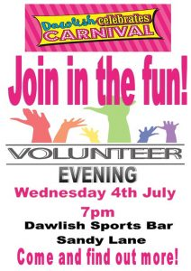 Volunteers Evening @ Dawlish Sports Bar | England | United Kingdom